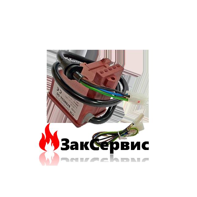 Генератор поджига на газовый котел Ariston Microgenusc газовым клапаном Honeywel