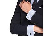 Запонки Montblanc круглые классические для жениха свадебные для торжественных мероприятий Монблан Монтбланк, фото 3