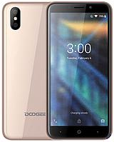 "Doogee X50 Gold 1/8 Gb, 5"", MT6580M, 3G, фото 1"