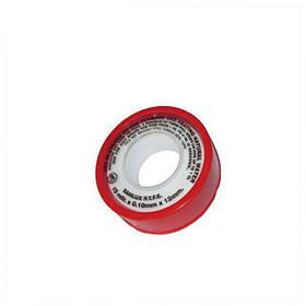 Фум лента уплотнительная Sanlux 15м 0.10x12 мм для воды