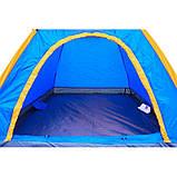 Палатка туристическая двухместная однослойная Coleman 3005, фото 4