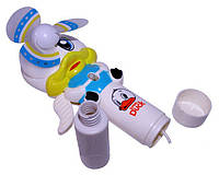 Вентилятор ручной с распылителем воды