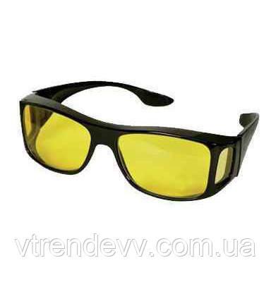 Очки антиблик, антифары для водителя HD Vision
