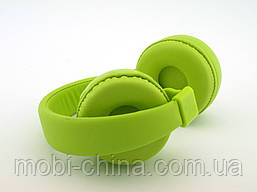Sony MDR-XB100BT копія, Bluetooth навушники гарнітура c FM MP3, зелені, фото 2