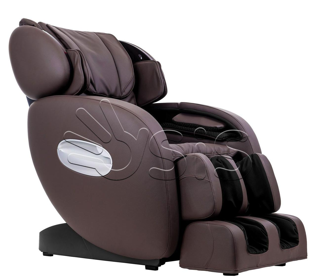 Массажное кресло Panamera L коричневый