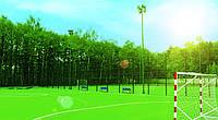Забор (еврозабор - сварная панель) Техна-Спорт высота 3м, фото 1
