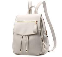 Рюкзак городской женский Ginger white