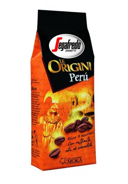 Кофе молотый Segafredo Le Origini Peru 250 г