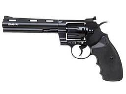 Револьвер пневматический Diana Raptor. Длина ствола - 6 дюймов