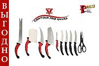 Ножи контур про (contour pro knives) набор ножей , фото 1