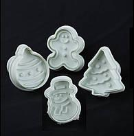 8905 Пресс-форма для печенья наб 2шт