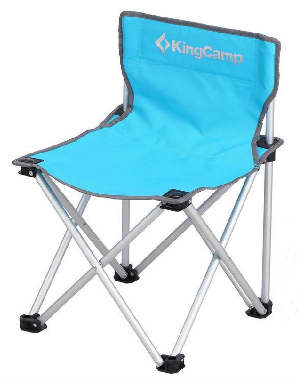 Раскладное кресло Kingcamp Compact Chair M(KC3802) Blue до 120 кг