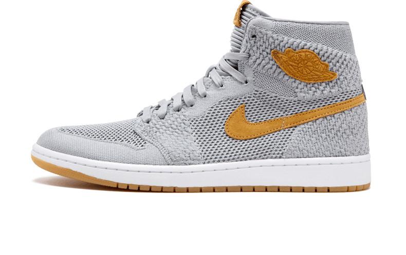 030bf9c2ace157 Баскетбольные Кроссовки Nike Air Jordan 1 Flyknit Tiffany Gray — в ...