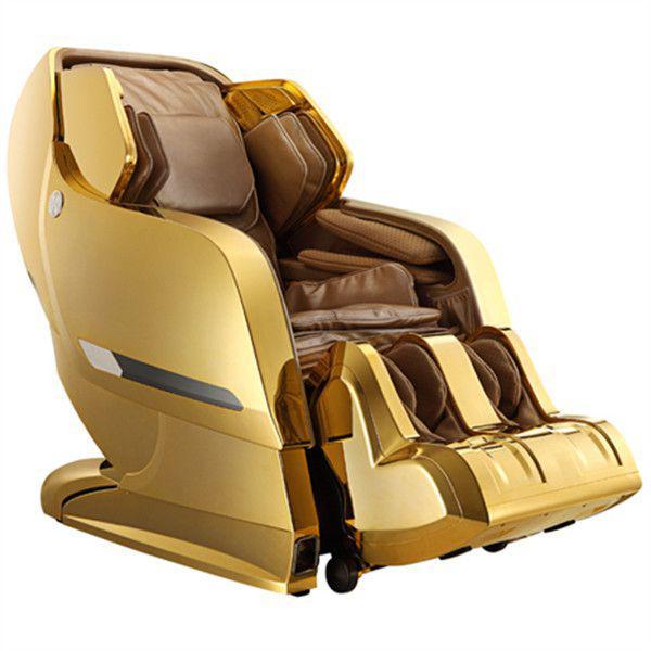 Массажное кресло Axiom Golden позолоченное