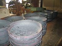 Днище стальное сферическое (эллиптическое) Ду 550*6 ГОСТ 6533-78 ст. 12Х18Н10Т