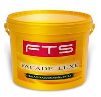 Краска фасадная силиконовая FTS