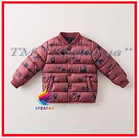 Курточки детские теплые оптом от 50 шт., фото 1