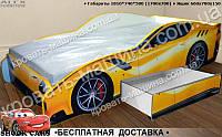 Кровать машина Феррари СУПЕРКАР 1700х700, фото 1