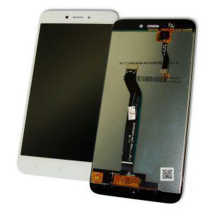 Дисплей для Xiaomi Redmi 5A с тачскрином белый Оригинал