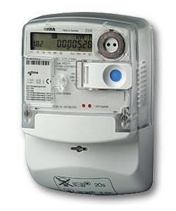 Счетчик электроэнергии ISKRA ME382-D2 10(100)A с GSM/GPRS-модемом однофазный многотарифный