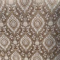 Мебельная ткань Версаль обивочная шенилл на флоке с люрексовой ниткой ширина ткани 150 см сублимация Ш-3076, фото 1