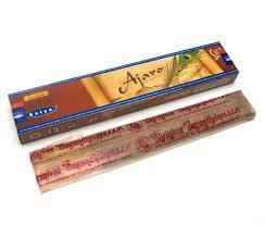 Satya Ajaro, Ажара, благовонные палочки пыльцевые Вечная Молодость 45 г