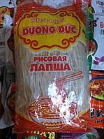 Рисовая лапша Pho Kho Duong Duc 500г (Вьетнам)