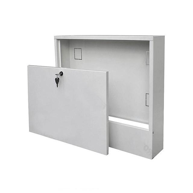 Шкаф для коллектора встроенный (врезной) 800Х580Х110