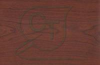 Матовая пленка ПВХ для МДФ фасадов Кедр NRX071