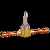 линейные компоненты холодильного оборудования - соленоидные вентили