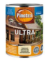 Pinotex Ultra 10л Пинотекс Ультра (бесцветный, тик, калужница, орегон, орех, красное дерево, палисандр)