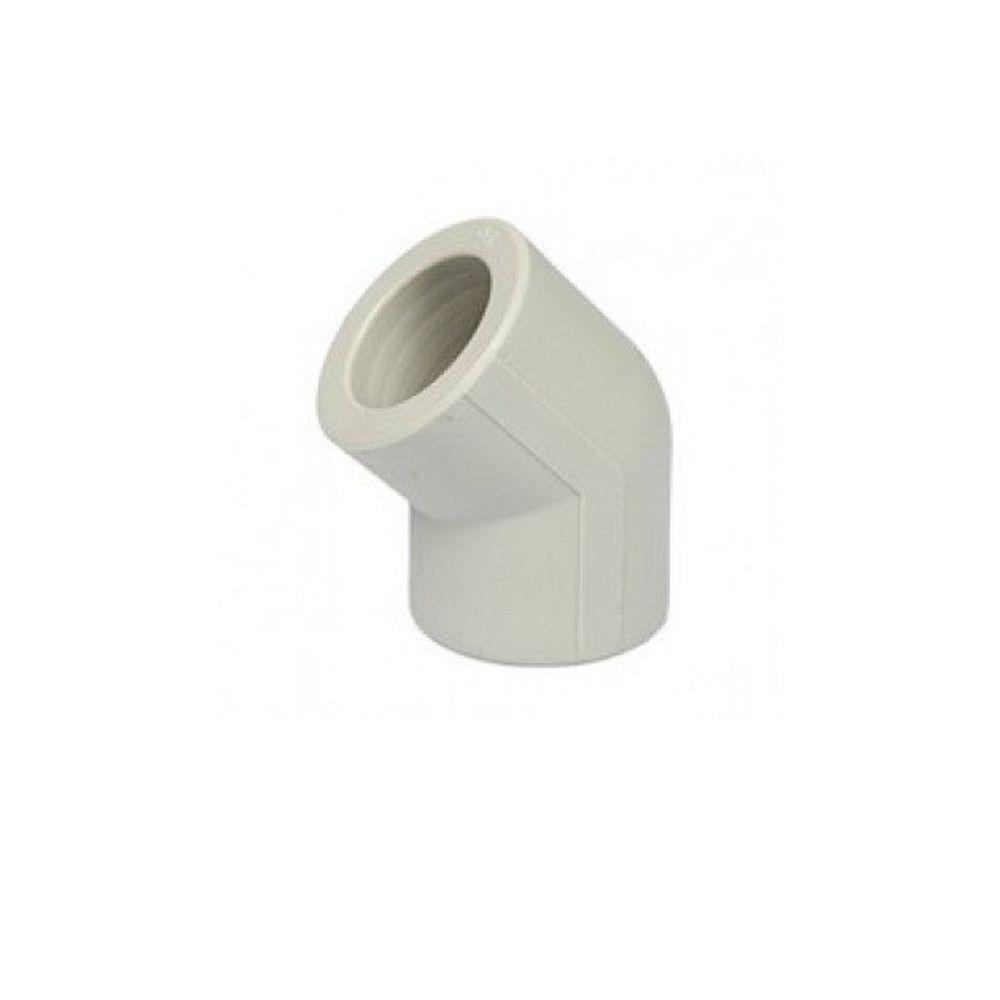 KOER угол соединительный 45 63 для пайки полипропиленовых труб PPR