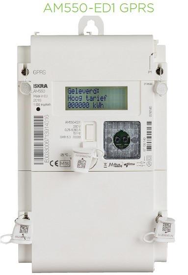 Модульный электронный счетчик AM550-E 5(85)А многотарифный