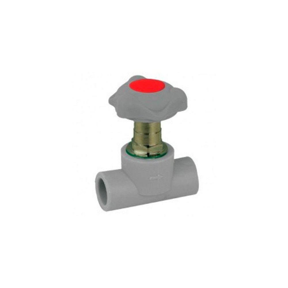 KOER кран вентильный 40  для пайки полипропиленовых труб PPR