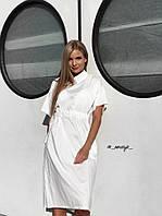 Ю1306 Женское платье свободного силуэта , фото 1