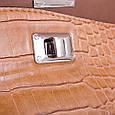 Сумка женскаяAMELIE GALANTI A981078-apricot,искусственная кожа, фото 5