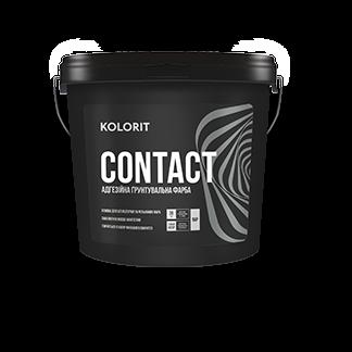 Грунтовочная краска Kolorit Contact 4,5л