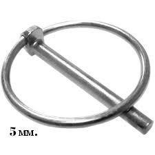 Шплинт с кольцом 5 мм