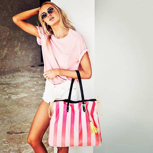 a934b1a407bf Пляжная сумка Victoria's Secret (Виктория Сикрет): продажа, цена в  Николаеве. женские сумочки и клатчи от