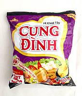 Лапша быстрого приготовления со вкусом свинины с грибами Cung Dinh Micoem 80 г, фото 1