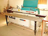 Кромкооблицовочный станок HolzHer Quick 1435 проходной б/у 2001 г. в., фото 1