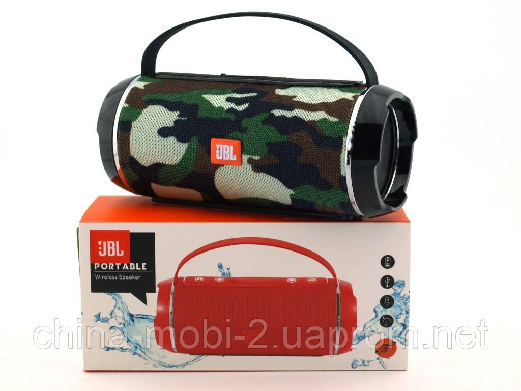 JBL TG116C Charge 10W t&g Squad копія, блютуз колонка, камуфляжна