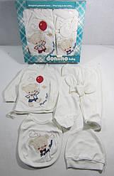 "Детский набор 5 предметов Donino ""Мишка"" 291872"