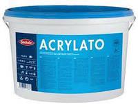 Акриловая фасадная краска ACRYLATO Sadolin, DU2, 12л