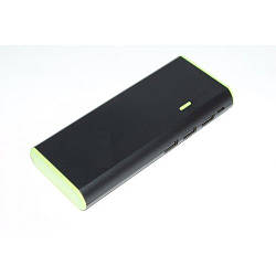 Повербанк портативное зарядное устройство Power Bank MHZ 30000 Black