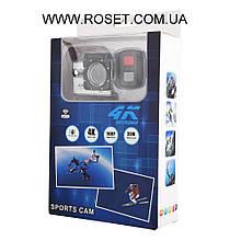 Спортивна екшн камера Sports Сам F60B-R WiFi 4K