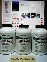 Scivation Xtend BCAA 200 капс, фото 1