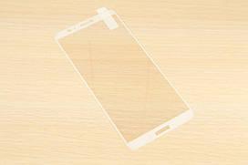 Защитное стекло Silk Screen для Huawei P Smart тех.пакет (White)