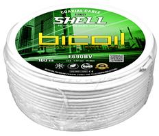 Коаксиальный кабель BiCoil F690BV Shell CCS 100м