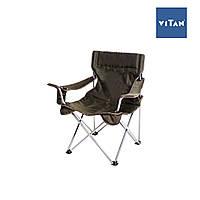 Кресло Vitan Вояж-комфорт d16 (зеленый меланж)